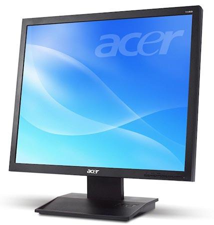 Новые мониторы Acer потребляют меньше энергии