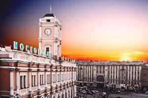 На московских вокзалах начинает работать бесплатный беспроводный Интернет