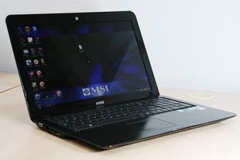 Новый тонкий и легкий ноутбук MSI X600
