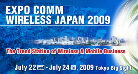 Wireless Japan 2009