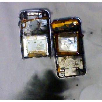 Еврокомиссия расследует обстоятельства взрыва iPhone