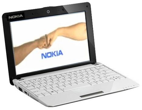 Nokia на 100% віпустит нетбук