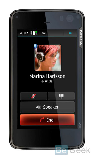 Официальное изображение Nokia N900