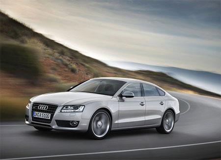 Audi представила S5 Sportback
