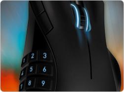 Razer Naga MMO – геймерская мышь с 17-ю программируемыми клавишами