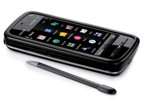 Анонсирован Nokia 5800 Navigation Edition