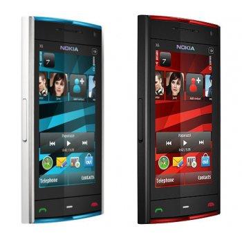 Nokia готовит 16 ГБ версию смартфона X6