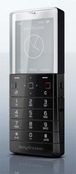 Sony Ericsson Xperia Pureness - телефон с прозрачным дисплеем