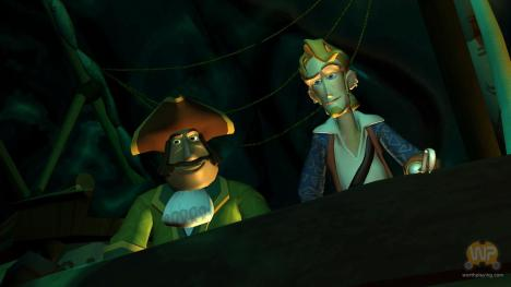 Tales of Monkey Island Chapter 2