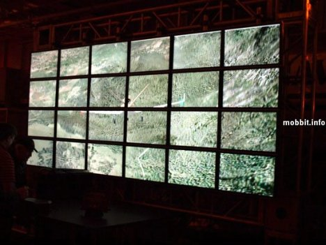 Графическая карта AMD Eyefinity - поддерживает до 6-ти мониторов