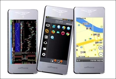 ITG xpPhone: первый смартфон, работающий под управлением Windows XP