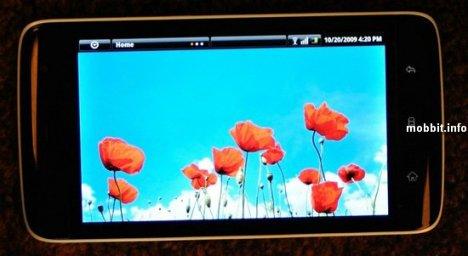 Dell Streak - Android-смартфон с 5-дюймовым дисплеем