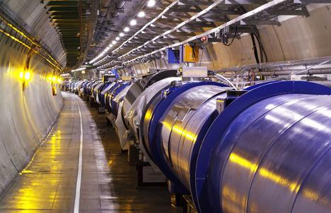 Охлаждение Большого адронного коллайдера завершено