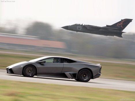 Lamborghini Reventón - мужской спорткар
