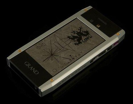 Космический телефон Mobiado Grand 350 Pioneer