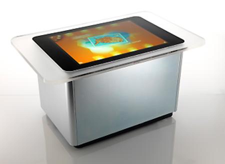 Сенсорный стол Microsoft Surface показался на аукционе eBay