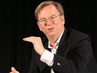 Гендиректор Google рассказал о будущем Интернета