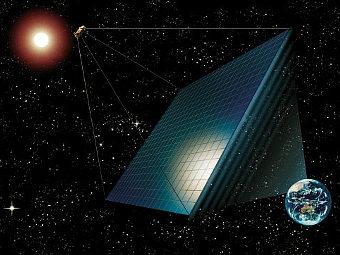 Японцы построят в космосе солнечную электростанцию