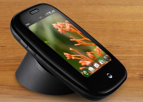 Palm Touchstone — беспроводное зарядное устройство для Palm Pre