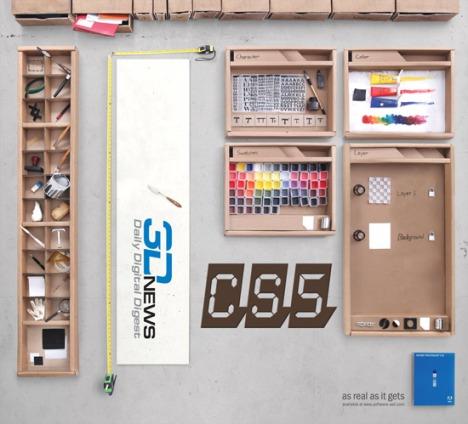 Photoshop CS5 – новые инструменты