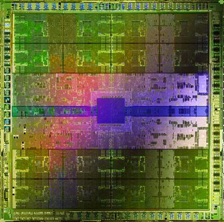 nVidia откладывает начало производства видеокарт на основе архитектуры Fermi
