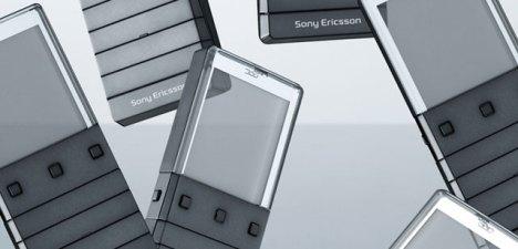 Первый в мире прозрачный телефон - Sony Ericsson Xperia Pureness