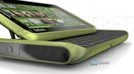 Первое изображение смартфона Nokia N98?