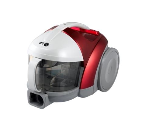 Пылесосы нового поколения от LG