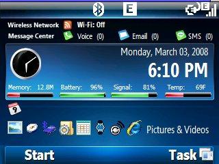 Microsoft анонсировала операционку Windows Phone 7 Series
