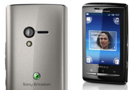 Sony Ericsson Xperia X10 mini и X10 mini pro: компактные гуглофоны
