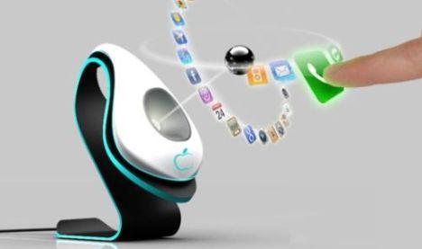 Apple Black Hole - невероятные разработки будущего