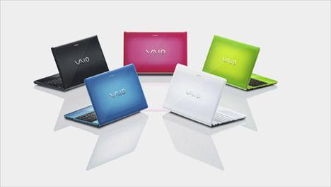 Пополнение в семействе Sony VAIO E