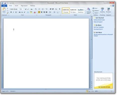 Microsoft рассказала о бесплатной версии Office 2010