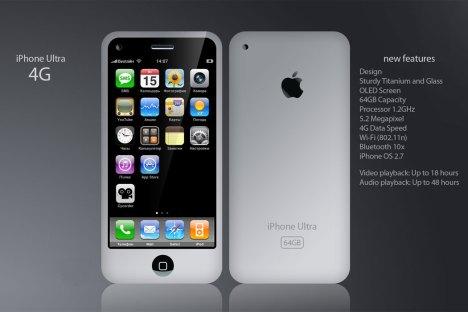 Apple готовит премьеру iPhone 4G в июне 2010 года. Что это будет?