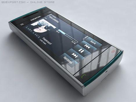 Nokia X6 - хороший телефон из новой серии