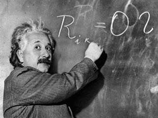 Архив Эйнштейна выложат в Сеть