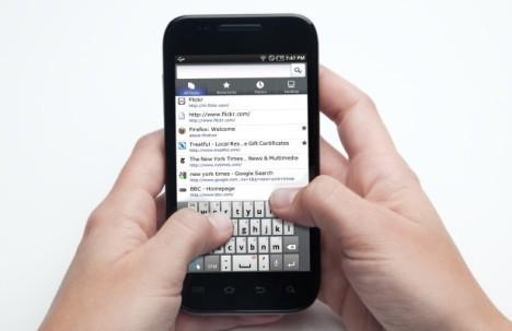 Мобильный Firefox нацелен на Android: в планах нет версий для RIM или iOS