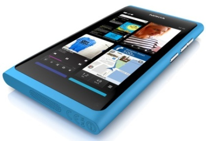Nokia готовит новые MeeGo-смартфоны