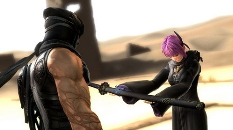 Для Ninja Gaiden 3 выпустят бесплатный контент