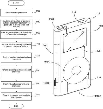 Apple выпустит стеклянный iPhone