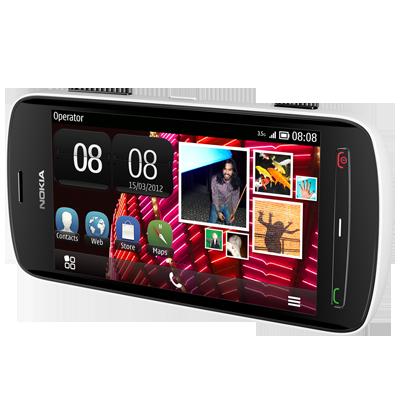 Nokia 808 PureView — Symbian-смартфон с 41-мегапиксельной камерой