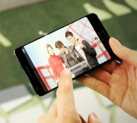 Samsung Galaxy S III поступил в массовое производство