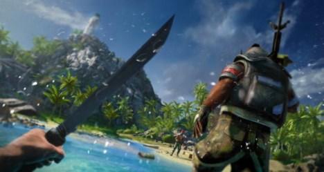 Тестирование Far Cry 3 начнётся летом 2012 года