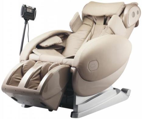 Массажное кресло — робот-массажист в вашем доме