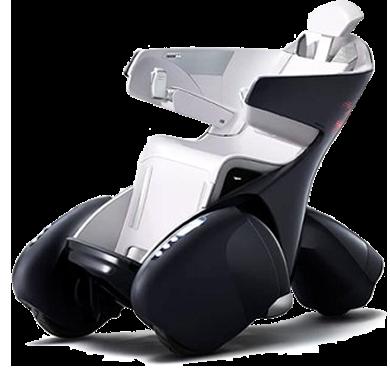 Toyota i-Real: комфортное кресло на колесах