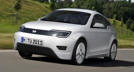 Visio.M: совместный проект BMW и Daimler по разработке городского электромобиляQ